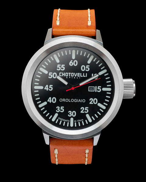Chotovelli Big pilot watch 747