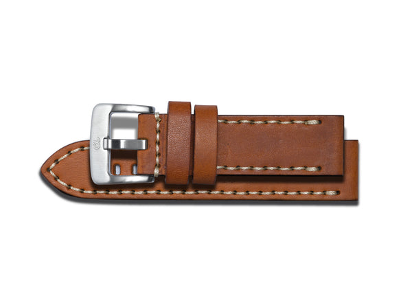 Pilot watch Strap - Alfa Tan Leather Watch Band