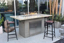 Elementi & Modeno Fire Pit Himalaya Bar Table