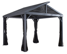 ShelterLogic Sojag Sanibel II Gazebo 10 ft. W x 10 ft. D x 9 ft. H