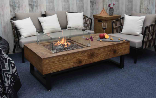 Elementi & Modeno Naples Fire Table