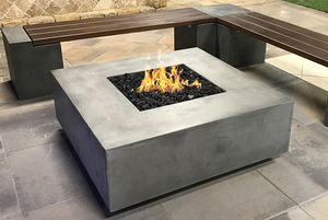 Prism Hardscapes Tavola 42 Fire Table