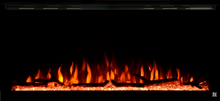"Touchstone Sideline Elite 42"" Recessed Electric Fireplace  80042"