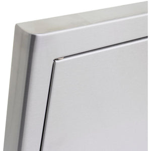 Blaze Single access Vertical Left Handed door 20 x 14