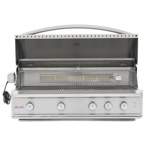 "Blaze PRO 44"" 4-Burner Built-In Propane Gas Grill"