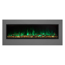 "Modern Flames 80"" Landscape Pro Slim Built-In Electric Fireplace"