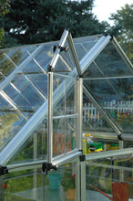 Palram Snap & Grow 6' x 16' Greenhouse - Silver