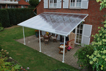 Palram Feria 13' x 28' Patio Cover - White