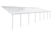 Palram Feria 13' x 40' Patio Cover - White