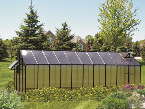 Riverstone Monticello Greenhouse 8FTx 20FT - Mojave (Full Package)
