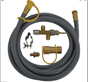 Propane to Natural Gas Conversion Kit