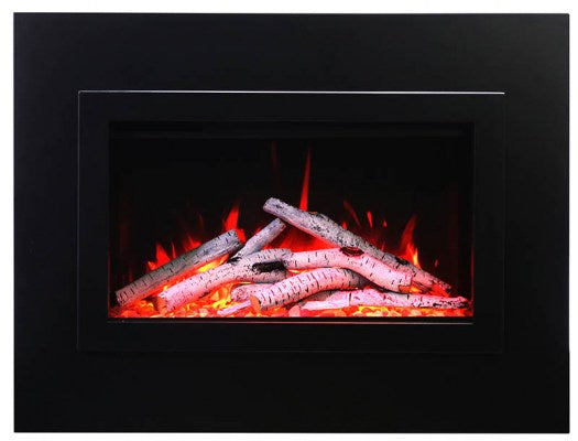 Amantii Traditional Built-in Electric Fireplace Insert, Sizes: 26