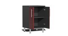 Ulti-MATE Garage Cabinet 2.0 Series 9-Piece Kit with Worktop Red