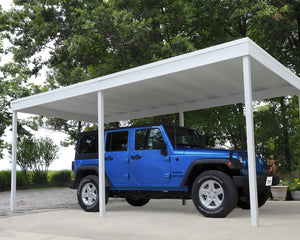 ShelterLogic  Arrow Freestanding Carport/Patio Cover 10 ft. W x 20 ft. D x 8 H ft.