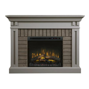 "Dimplex Madison 58"" Electric Fireplace and Mantel Package"