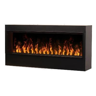 "Dimplex Opti-myst® Pro 1500 - 65"" One or Two Sided Vapor Fireplace with Heater"
