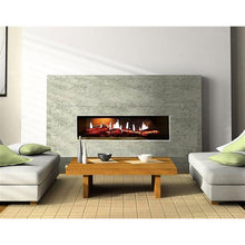 "Dimplex Opti-V™ Solo 29"" UL Listed Built-in Linear Electric Fireplace"