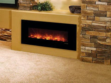 "Modern Flames 43"" Built-in/Wall Mounted Electric Fireplace - No Heat"