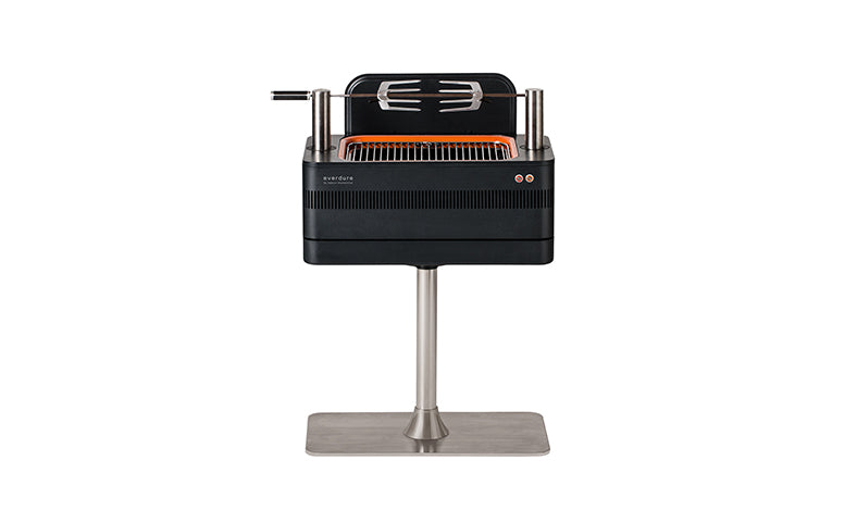 Everdure FUSION™ Electric Ignition Charcoal Barbeque with Pedestal