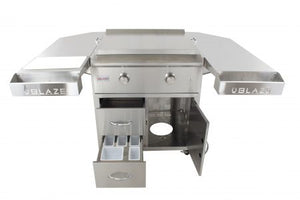 Blaze Shelf Kit for Griddle Cart