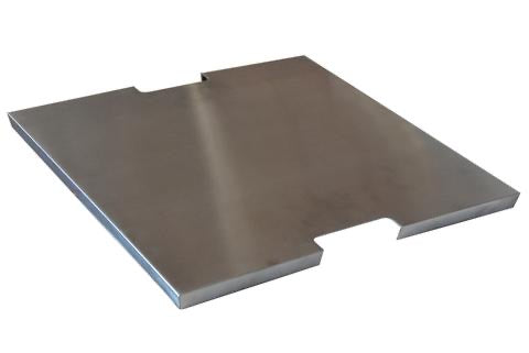 STAINLESS STEEL LID FOR MANHATTAN FIRE TABLE(OFG103-SS)