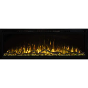"Modern Flames 50"" Spectrum Slimline Wall Mount or Recessed Electric Fireplace"