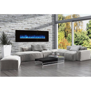 "Modern Flames CLX 2 80"" Built in /Wall Mounted Electric Fireplace"