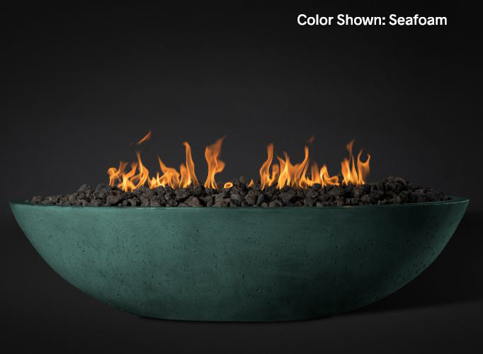 Slick Rock KOF60 Oasis Series 60-Inch Oval Fire Pit