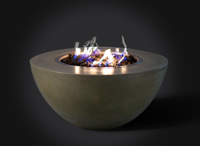 Slick Rock KOF34 Oasis Series 34-Inch Round Fire Pit