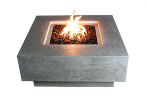 Elementi & Modeno Fire Pit Manhattan Fire Table