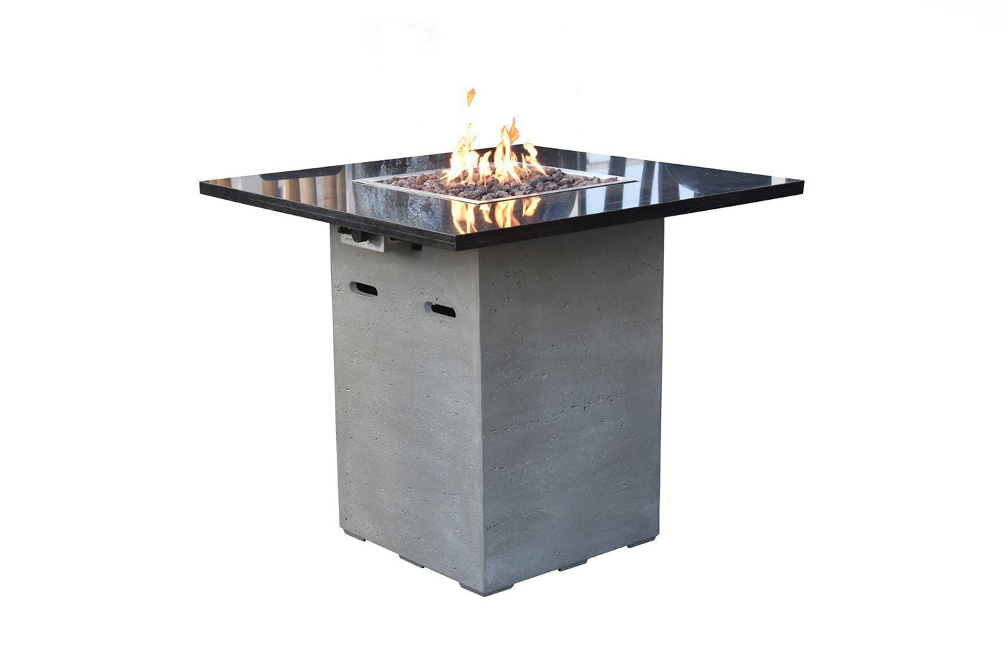 Elementi & Modeno Fire Pit Alps Bar Table
