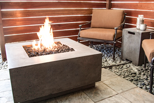 Prism Hardscapes Tavola 2 Fire Table