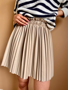 "The ""Pour un flirt""-skirt"