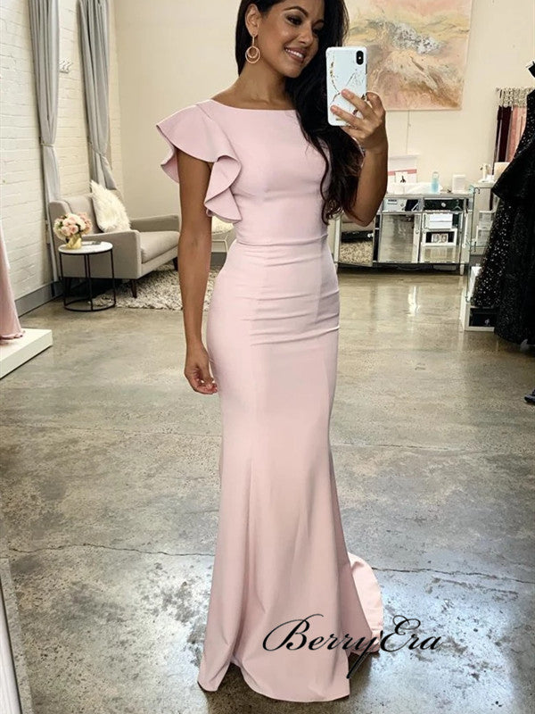 Fashion Mermaid Bridesmaid Dresses, Popular Prom Dresses