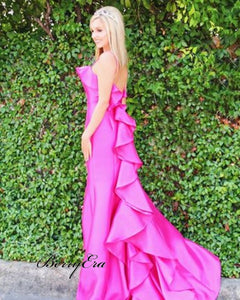 Elegant Fancy Long Prom Dresses Cheap Popular Prom Dresses