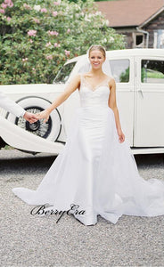 Elegant Fashion Wedding Dresses, Popular Lace Wedding Dresses, Bridal Gowns