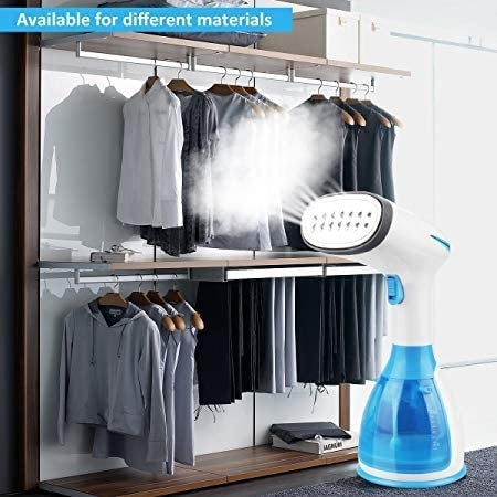 Portable Garment Iron Steamer for Clothes - systematicshop.com