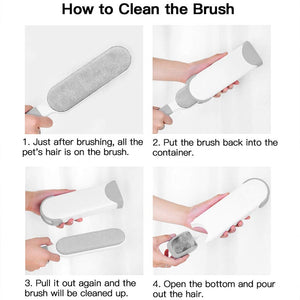 Pet Hair Remover Magic Fur Cleaning Brushes - systematicshop.com