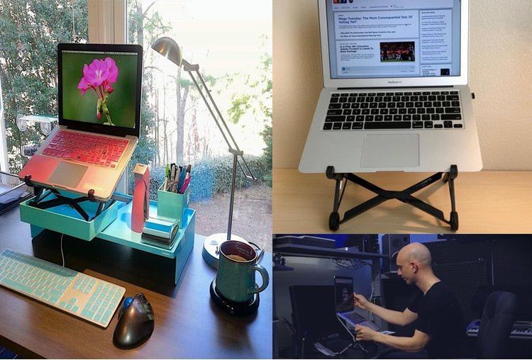 K2 Foldable Laptop Stand (50%OFF)