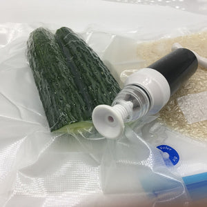 Reusable Vacuum Food Sealer Pump - systematicshop.com