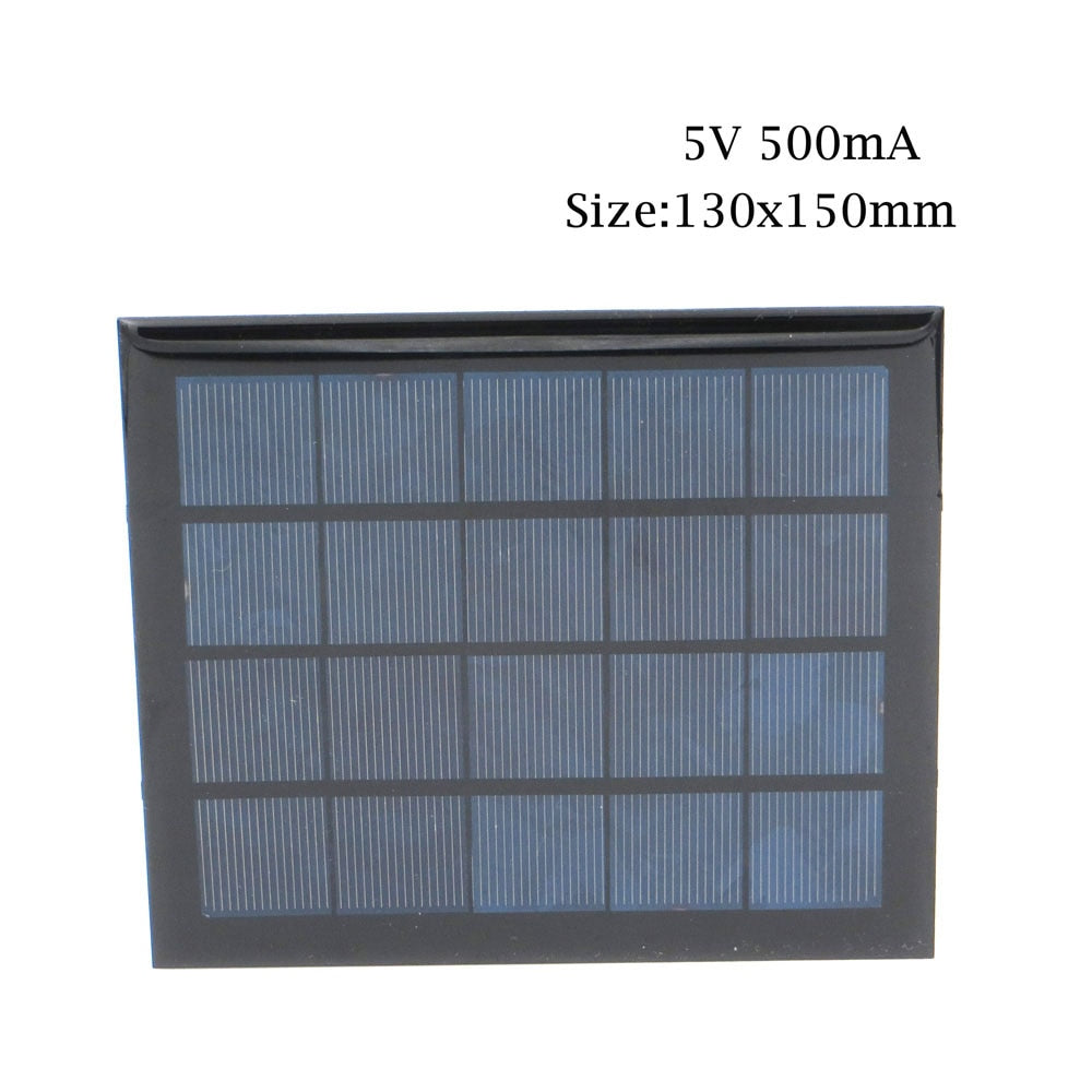 Solar Panel Power bank