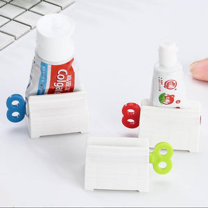 Multifunctional Toothpaste Dispenser Facial Cleanser Squeezer - systematicshop.com