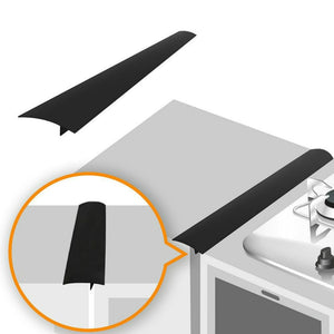 Kitchen Silicone Stove Counter Gap Cover Heat Resistant Mat