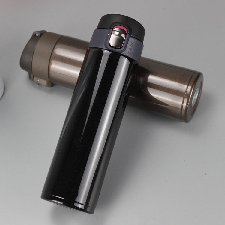 Stainless Steel Portable Thermos Bottle
