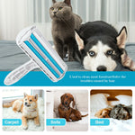 Reusable Pet Hair Remover Roller - systematicshop.com