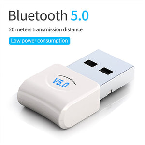 USB Bluetooth Dongle Adapter V5.0 - systematicshop.com