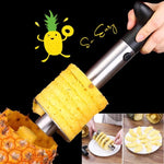 Stainless Steel Pineapple Peeler Slicers - systematicshop.com