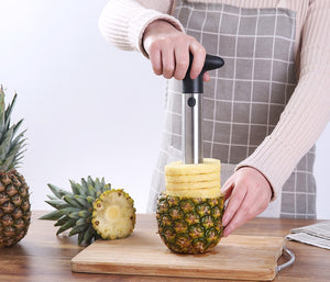 Stainless Steel Pineapple Peeler Slicers