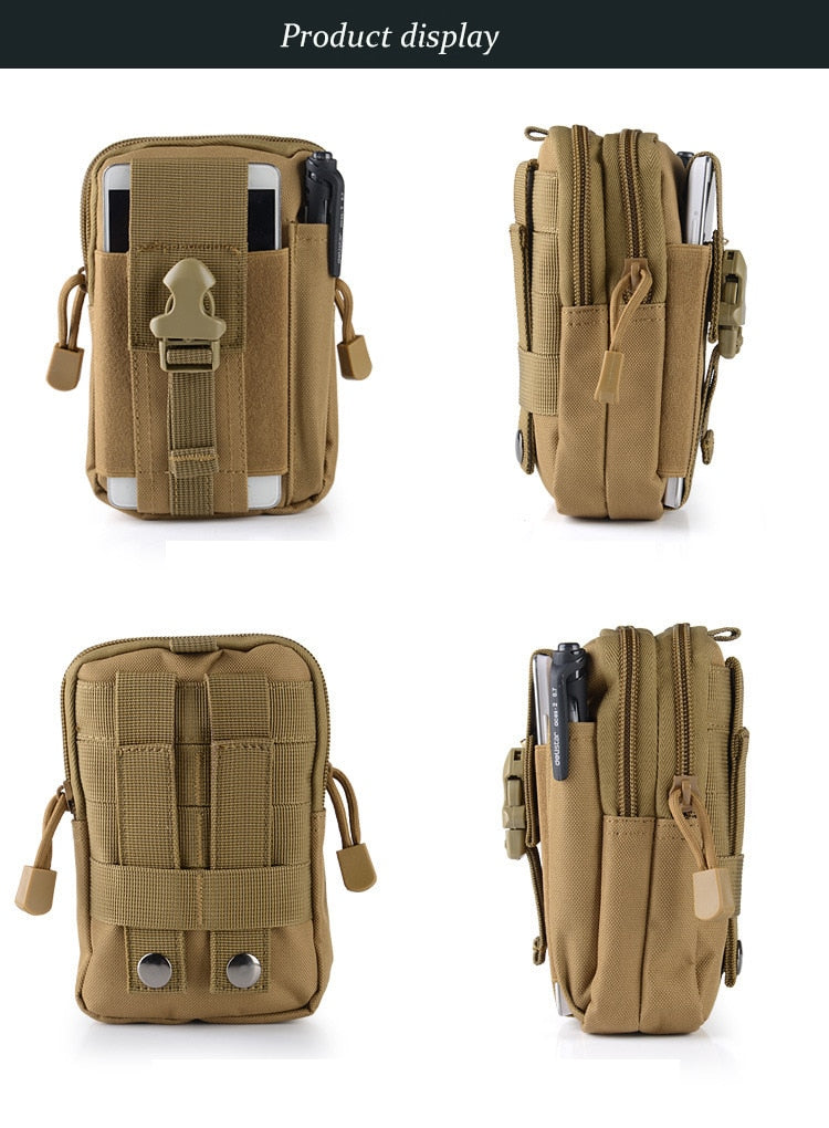 Tactical Pouch Molle Hunting Bags