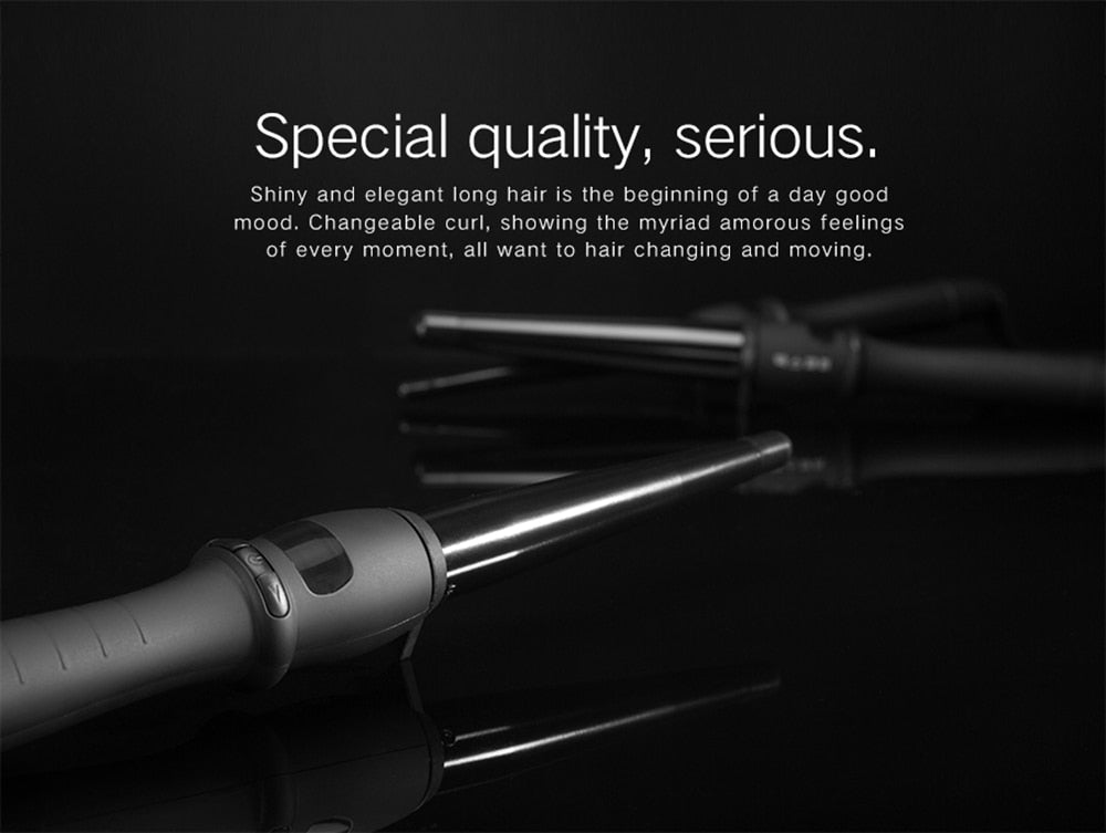 Ceramic Styling Tools Professional Hair Curling